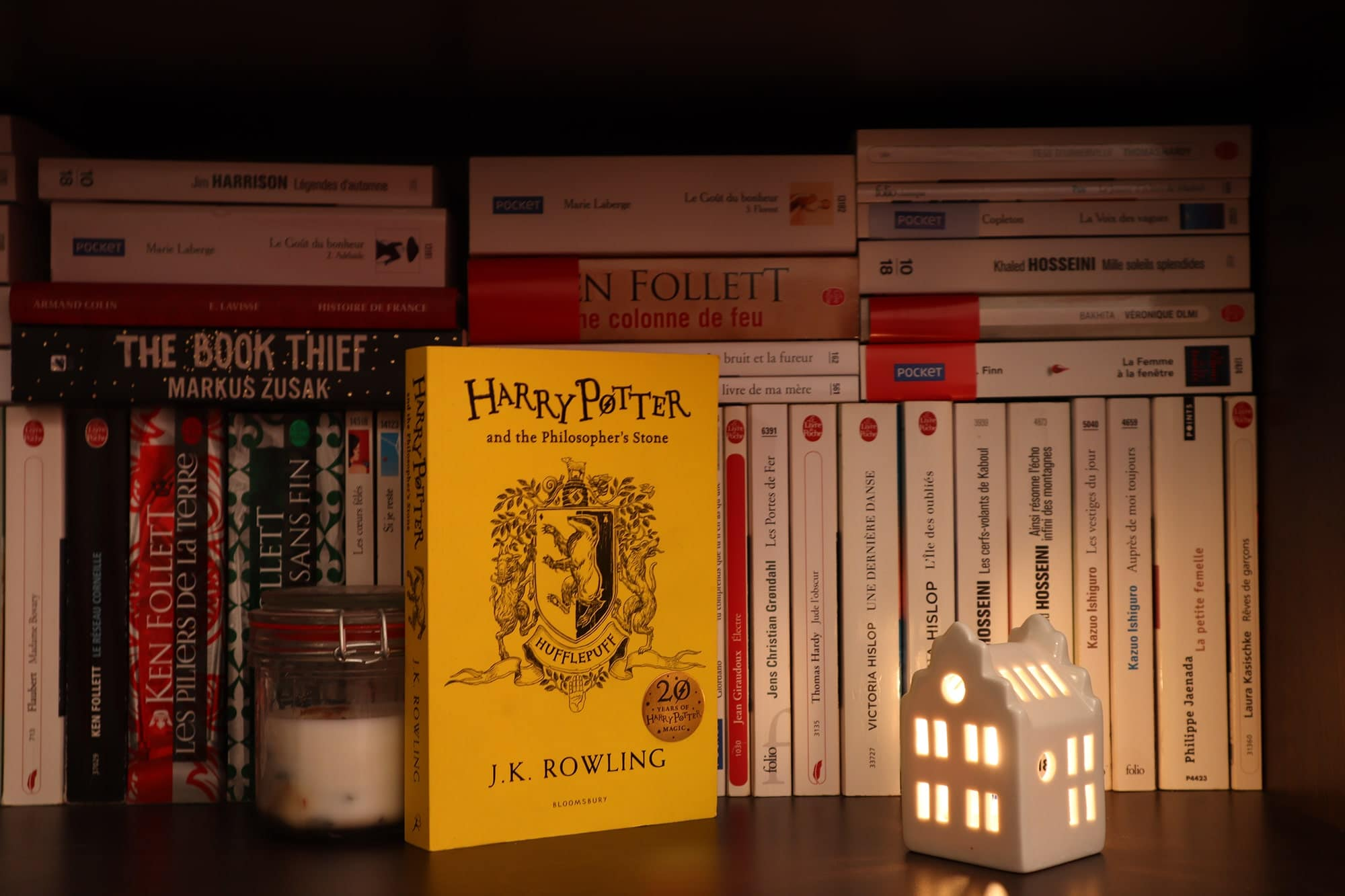 Harry Potter and the Philosopher's Stone, J. K. Rowling – 1997 – Ed. Bloomsbury