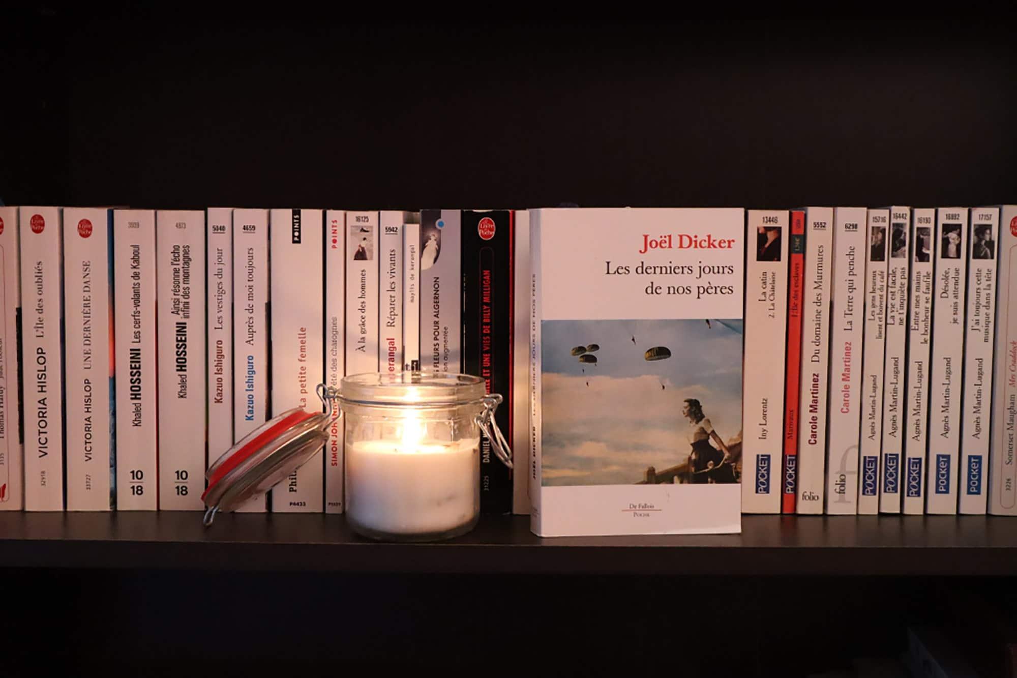 Les derniers jours de nos pères, Joël Dicker – 2015 – Ed. de Fallois, 450 p.