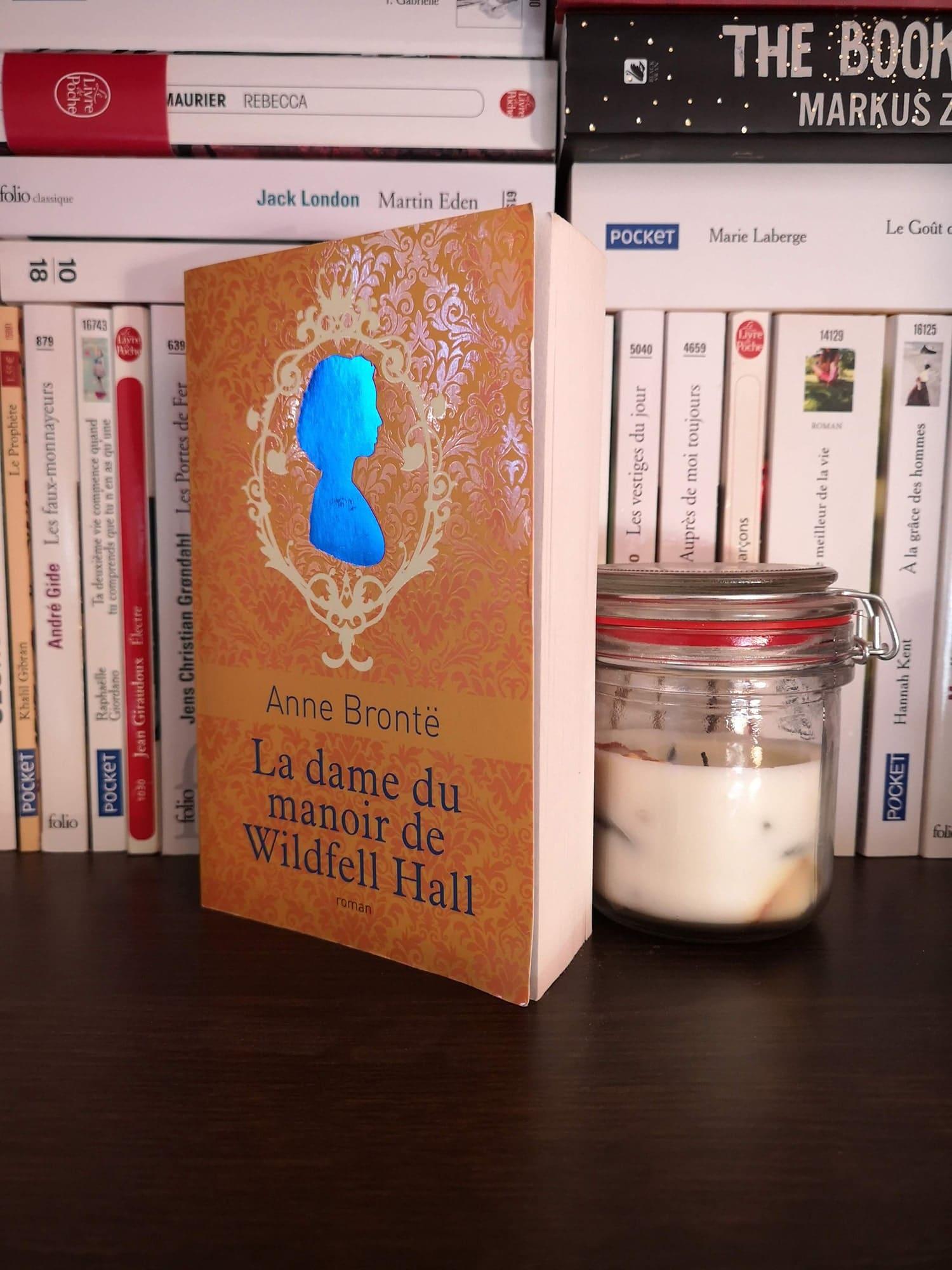 La dame du manoir de Wildfell Hall, Anne Brontë – 2018 – Archipoche, 576 p.